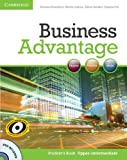 Business Advantage Upper-intermediate Students Book with DVD