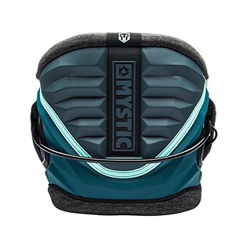 Mystic Watersports - Surf Kitesurf & Windsurfing Warrior V Mehrzweck-Hüftgurt Mint - Unisex - Anatomische Rückenplatte