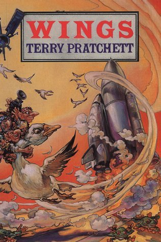 Wings: Written by Terry Pratchett, 1990 Edition, Publisher: Doubleday Children's Books [Hardcover]