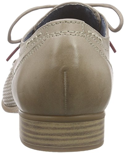 Tamaris Damen 23211 Derby Braun (PEPPER 324)