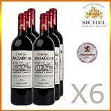 Château Argadens 2014 - Bordeaux Supérieur - Vin Rouge - 6 x 75cL