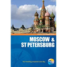 Moscow and St Petersburg (Traveller Guides)