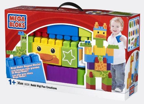 Megabloks Build Big! - Creation Box
