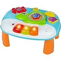Winfun - Centro de juego infantil con luz & sonido (ColorBaby 44529)