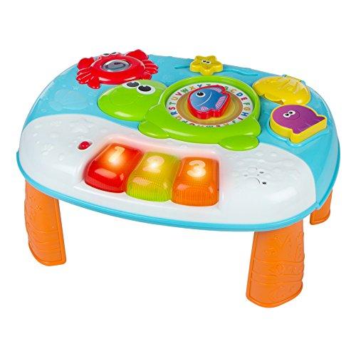 Winfun - Centro de juego infantil con luz & sonido...