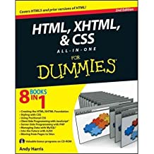 [ HTML, XHTML AND CSS ALL-IN-ONE FOR DUMMIES BY HARRIS, ANDY](AUTHOR)PAPERBACK