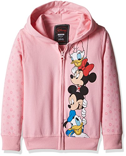 Mickey-Friends-Girls-Hoodie