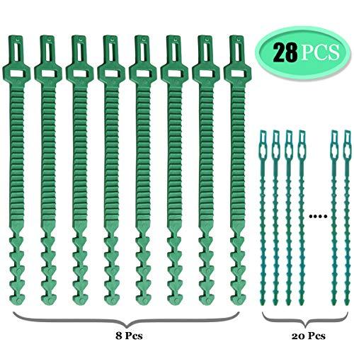 OBI Verstellbare Pflanzenbinder,