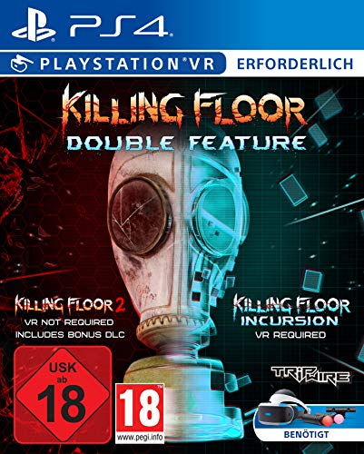 Deep Silver Killing Floor: Double Feature vídeo - Juego (PlayStation 4, Tirador/Horror, Modo multijugador, M (Maduro), Se requieren auriculares de realidad virtual (VR))