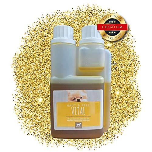 Fisch-Öl Plus Vitamin (EMMA Leinöl & Distelöl I kalt gepresstes Futter Öl I Reich an ungesättigten Fettsäuren (Omega 3 6) I Barf-Öl I für Hunde & Katzen I Plus Vitamin E 250 ml)