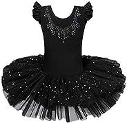 ZNYUNE Niña Tutu Vestido de Ballet