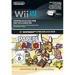 Paper Mario [Wii U Download Code]