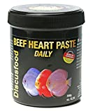 Comida Peces Pasta Corazón Ternera - Discusfood Beef Heart Paste Daily 350g