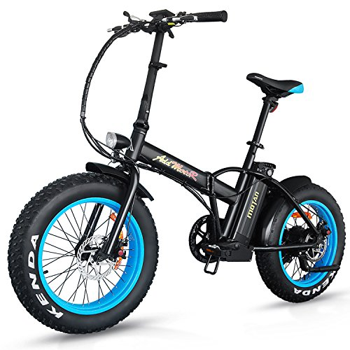 Addmotor® Motan M150 500W 48V 10.4AH E-Bike Elektrofahrrad Klapprad Faltrad