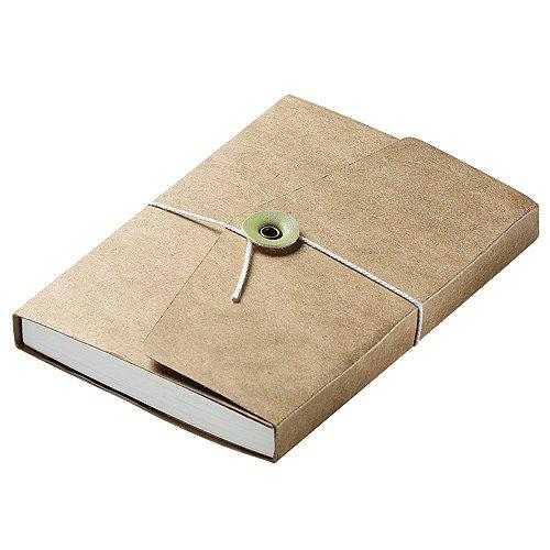 elasto form Notizbuch Öko Line 100 weiße Seiten (80g) (A6) -