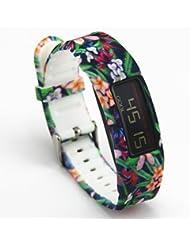 Garmin Vivofit 2pulseras/bandas de fitness/cintas de recambio, Flower-015
