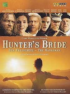 """Hunter's Bride """"Der Freischütz"""" [jewel_box]"""