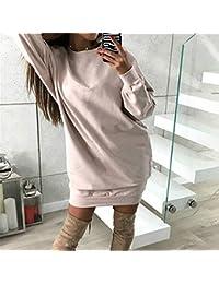 Suchergebnis auf für: sweatshirt kleid damen