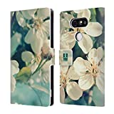 Head Case Designs White Spring Cherry Blossoms Flowers