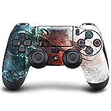 PS4 DualShock Manette sans Fil Pro Console - Manette PlayStation4 avec Grip Doux et...