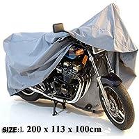 Motociclo Motore Moto Copertura Formato Esterno Impermeabile L