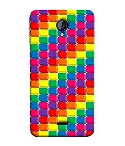 FUSON Designer Back Case Cover for Micromax Unite 2 A106 :: Micromax A106 Unite 2 (Colourfull Daimonds pearls Jewells Pattern Threads)