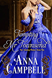 Tempting Mr. Townsend (Dashing Widows) (English Edition)