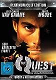 The Quest - Die Herausforderung (Uncut & HD-Remastered - Platinum Cult Edition)