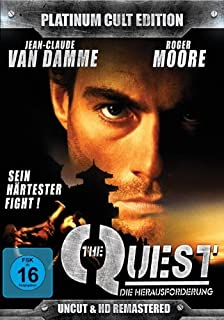 The Quest - Die Herausforderung (Uncut & HD-Remastered - Platinum Cult Edition)