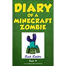 Diary of a Minecraft Zombie Book 11: Insides Out (English Edition)