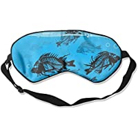 Comfortable Sleep Eyes Masks Bass Fishing Pattern Sleeping Mask For Travelling, Night Noon Nap, Mediation Or Yoga preisvergleich bei billige-tabletten.eu