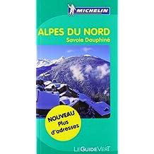 Guide Vert Alpes du Nord, Savoie, Dauphiné