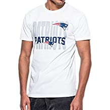 Camiseta New Era – Nfl New England Patriots Old Skool blanco talla  S (Small 807b398267d66