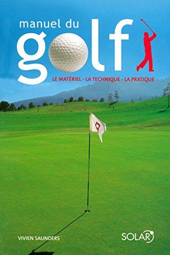 Manuel du Golf par Viven SAUNDERS