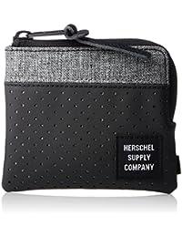 Herschel Johnny RFID Black/Raven Crosshatch - Aspect