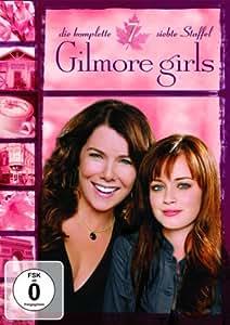 Gilmore Girls - Die komplette siebte Staffel (6 DVDs