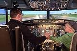 Jochen Schweizer Geschenkgutschein: Boeing 737 Flugsimulator in Berlin für 2