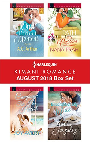 Harlequin Kimani Romance August 2018 Box Set: An Anthology (English Edition)