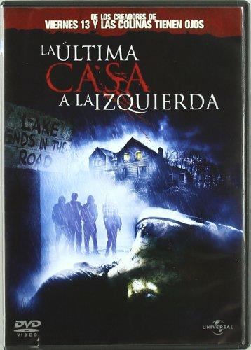 La última casa a la izquierda [DVD]