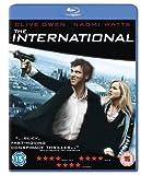 The International [Single Disc] [Blu-ray] [2010] [Region Free]
