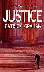 Justice (Dean Wilder Legal Thrillers Book 1) (English Edition)