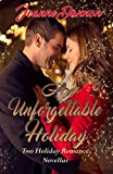 Front cover for the book An Unforgettable Holiday by Joanne Dannon