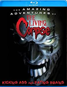 Amazing Adventures of the Living Corpse [Blu-ray] [US Import]