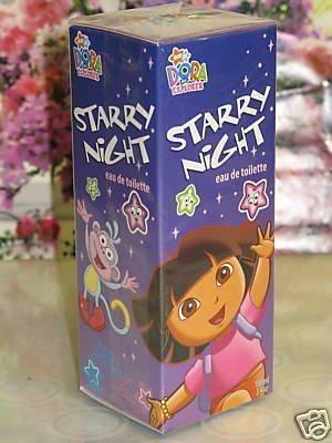 Dora Starry Night by Dora The Explorer Eau De Toilette Spray 3.4 oz for Women by Dora the Explorer