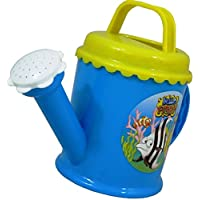 Concept4u® Plastic Watering Can Hello Fishy BLUE Beach Sand Water Bath Kids Children Gift Plastic Toys Garden Plants Tools Fun Play Sandpit Fish Flower