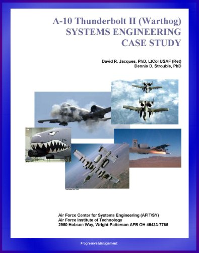 A-10 Thunderbolt II (Warthog) Systems Engineering Case Study - Close Air Support (CAS) Aircraft (English Edition) (Cas-news)