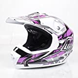 Casque SHOT FURIOUS 2013 SPEED, colori Violet 62 taille XL