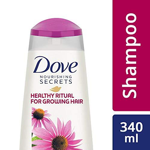 Dove Healthy Ritual for Growing Hair Shampoo, 340 ml