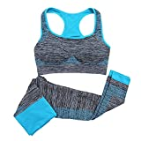 Best Running Leggings - PINKIT Girl's Fitness Workout Clothing Gym Sports Running Review