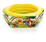Intex 57494NP - Winnie The Pooh Schwimm Center 3 Ring